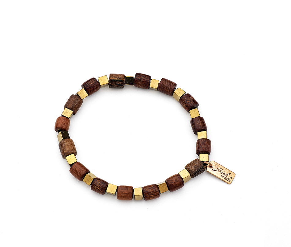 Bracelet bois - Fétiche