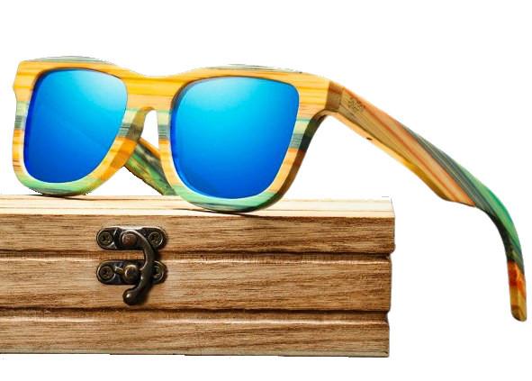 Lunettes en bois mixte - Freestyle