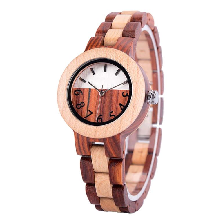 Montre bois femme - Subtilité Wood