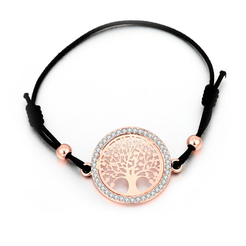 Bracelet Arbre de vie - Cordon