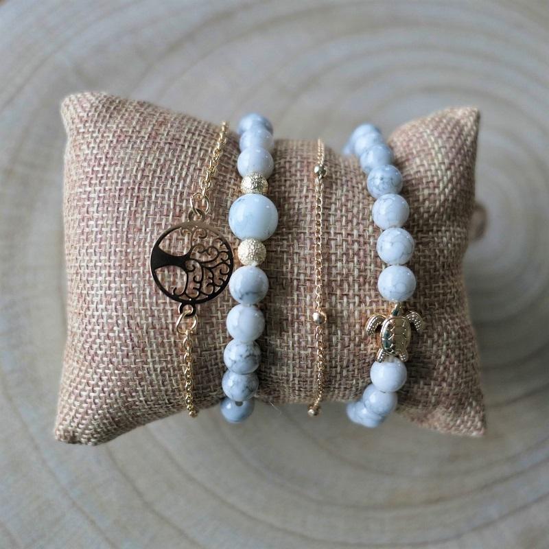 Ensemble de bracelets Arbre de vie - Perles