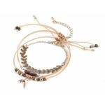 3 bracelets breloques 2
