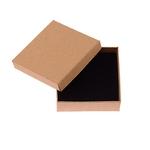 boite cadeau pour bijoux marron