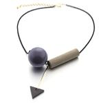 Colliers-minimalistes-pendentifs-pour-femmes-en-bois-geometrique-triangulaire-perles-bijoux