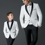 cole-gar-ons-enfants-enfants-noeud-de-mariage-Plaid-en-bois-massif-cravate-en-bois