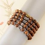 Bracelet bois motif