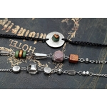 bracelet bois vintage 3
