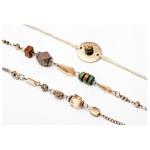 bracelet bois vintage