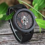 Marque-de-luxe-BOBO-oiseau-hommes-montre-en-bois-lumineux-montres-en-cuir-v-ritable-bande