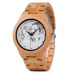 Personnalis-marque-votre-propre-Photo-montre-Unique-bambou-bois-cuir-casual-Quartz-hommes-montres-Logo-personnalis
