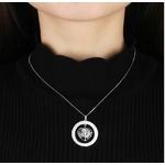 collier arbre de vie coeur personnalise prenom 4