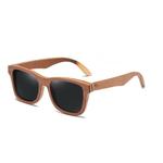 lunettes de soleil bois skateboard personnalisable 5
