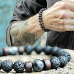 Mcllroy-pierre-bracelet-perles-lave-naturel-homme-mode-bracelets-Bracelet-hommes-en-bois-perle-accessoire-bijoux