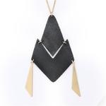 Livraison-gratuite-mode-femmes-bijoux-nouveau-pendentif-en-bois-collier-simple-personnalit-populaire-atmosph-re