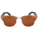 Lunettes-de-soleil-en-bois-de-marque-homme-femme-polarises-UV400-Protection-luxe-Clubmaster