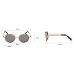 lunettes en bois vintage caracteristiques techniques