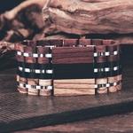 Bracelet-bois-pour-femme-nom-grave-gratuit-homme-Bracelet-acier-inoxydable-Bracelet-anniversaire-cadeau