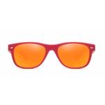 lunettes en bois enfant fushia arbrobijoux