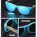 lunettes de soleil en bois enfant arbrobijoux