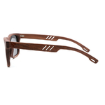lunettes en bois modele noyer lateral