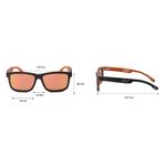 lunettes en bois sport homme femme caracteristiques techniques