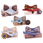 noeud papillon bois stock france fabrication disponible pas cher livraison express arbro