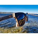 lunettes en bois allstars noir arbro low
