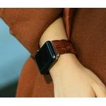 bracelet montre en bois applewatch iwatch montre connectée apple