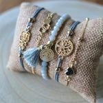 Bracelets multiples femme