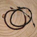 Bracelet tendance petites perles en bois