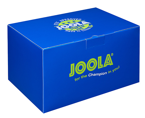 JOOLA SUPER ABS *** 40+ WHITE 72PCS