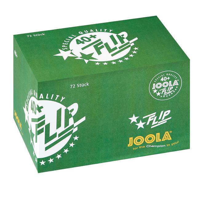 JOOLA FLIP 40+ 72PCS