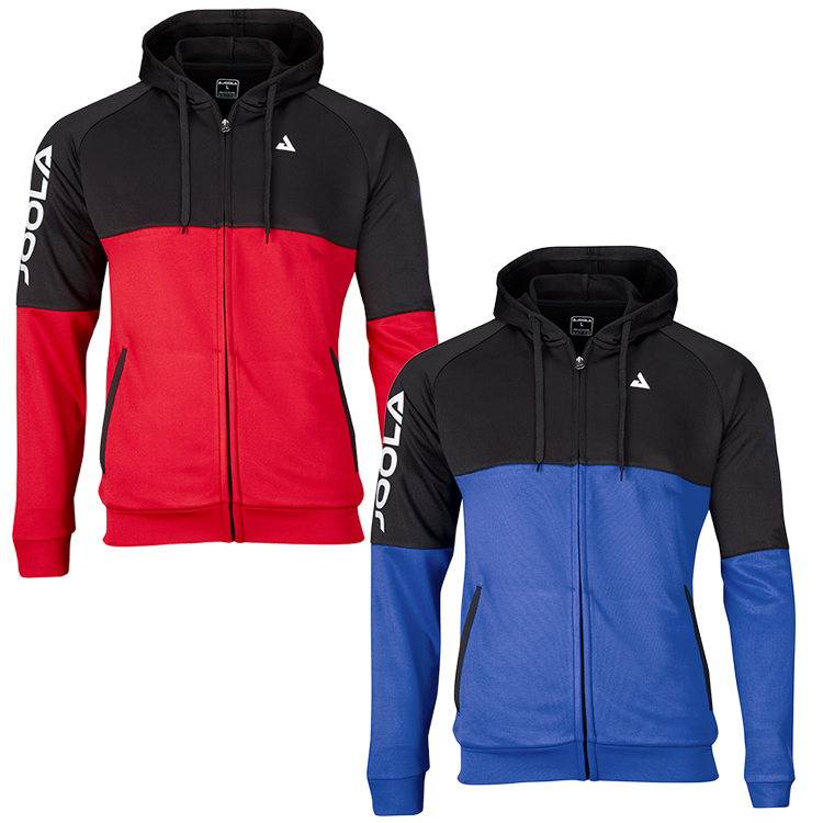 JOOLA HOODY PERFORMANCE BICOLORE