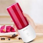 450ml-Rechargeable-lectrique-Portable-presse-agrumes-fruits-l-gumes-jus-m-langeur-Six-feuilles-lame-fruits