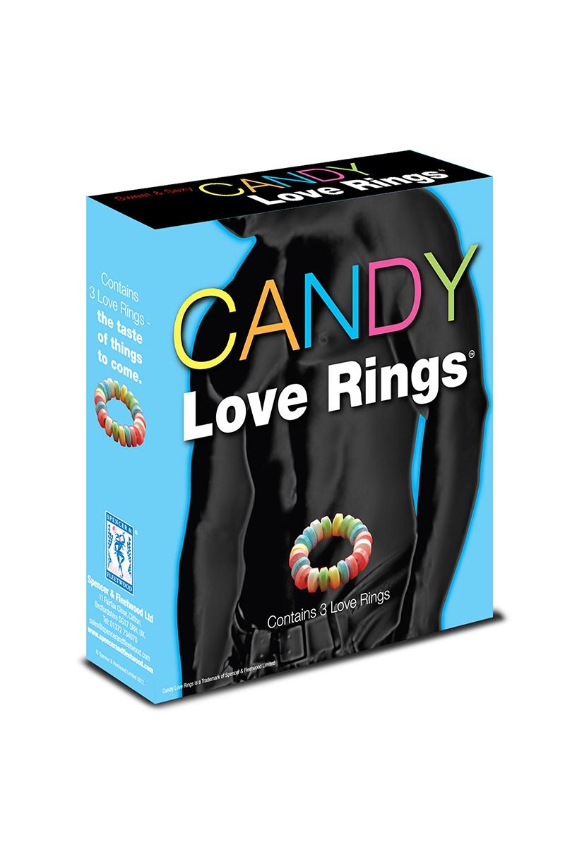 Cockrings ( anneau pour pénis ) en Bonbons