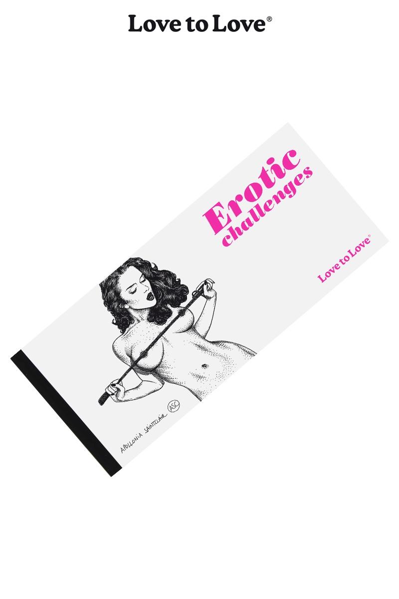 Chéquier Erotic Challenges