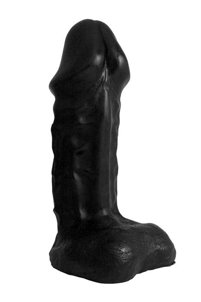 Gode XXL War Head Black