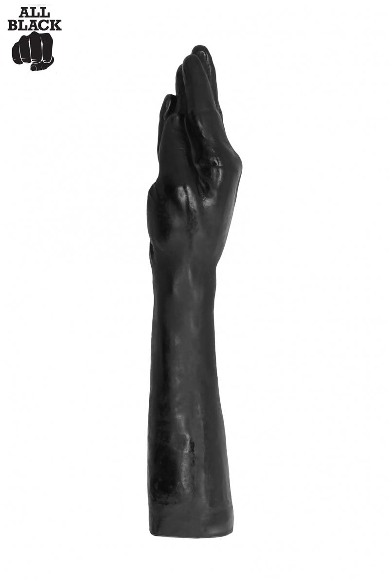Gode All Black fucker (37 cm)