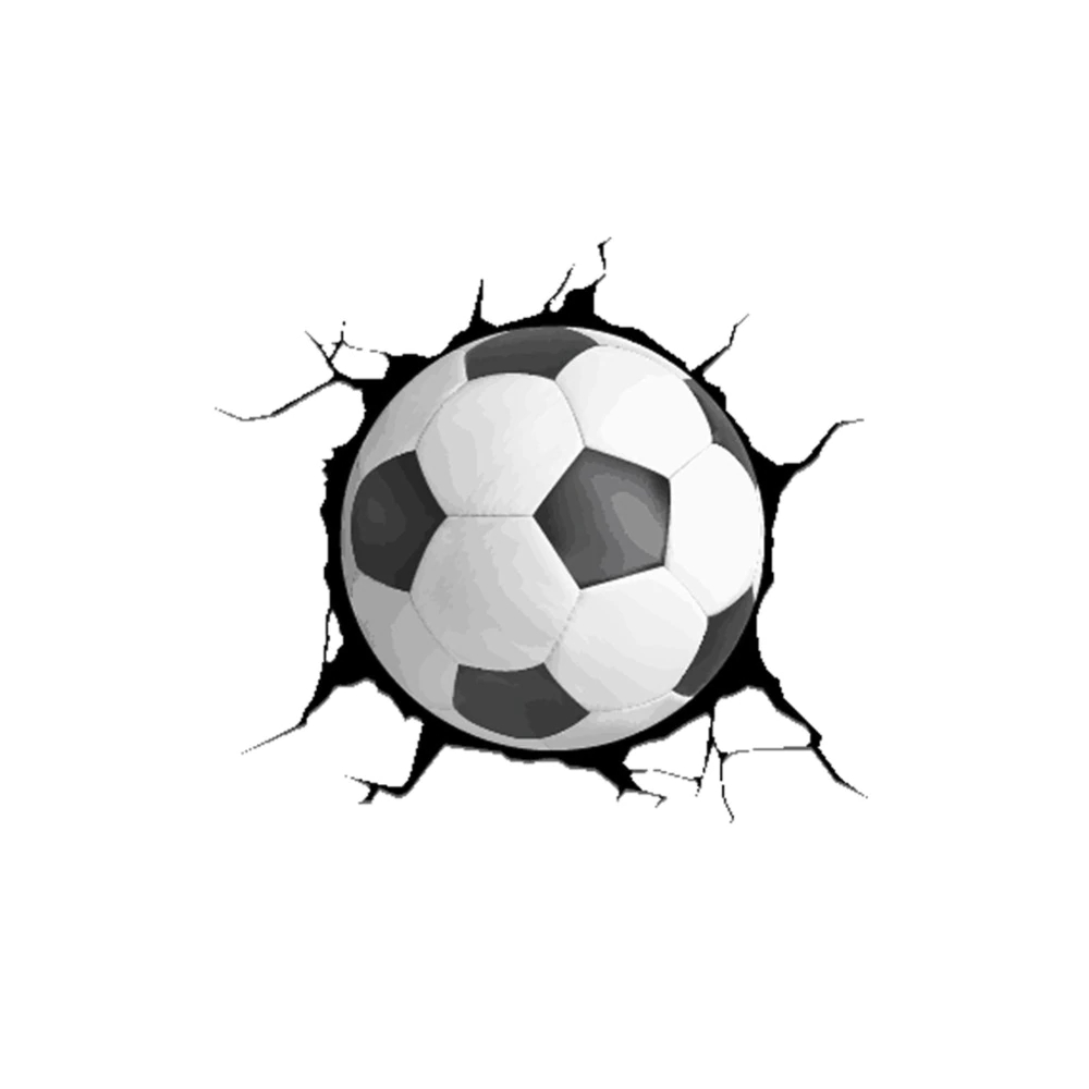 Sticker Gros ballon de foot