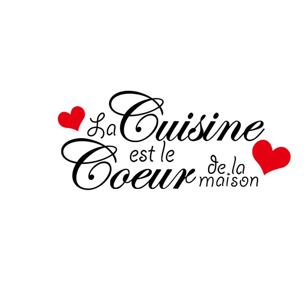 Sticker Cuisine et coeurs
