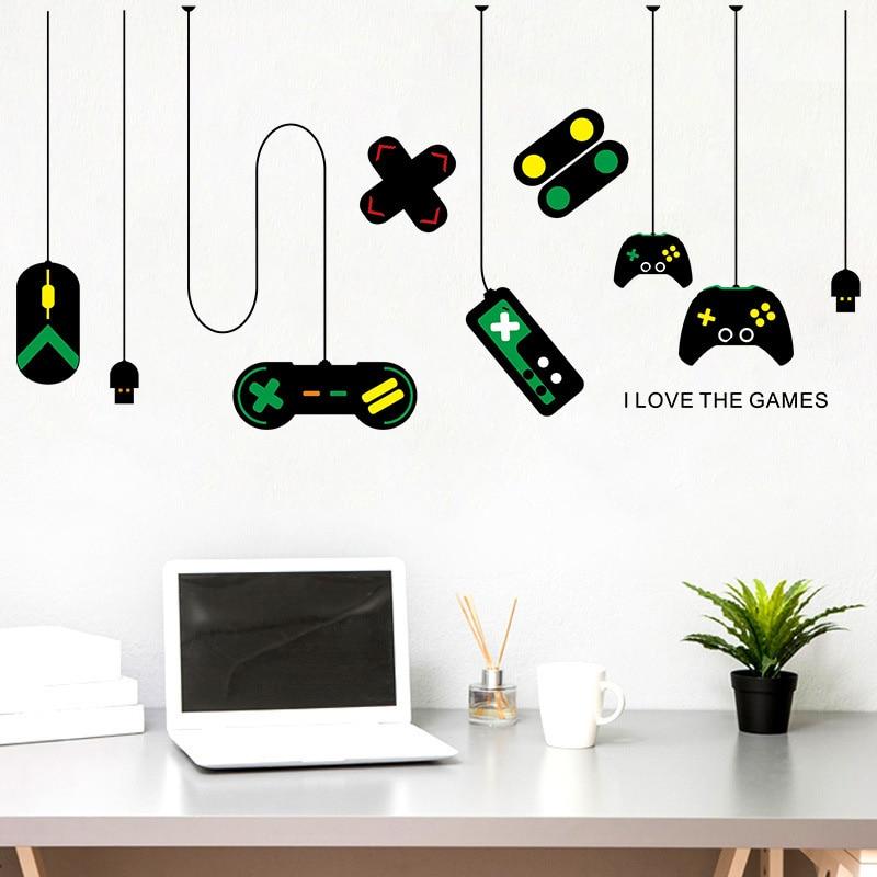 Sticker Manettes de consoles