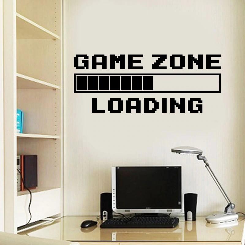 Sticker Game zone loading