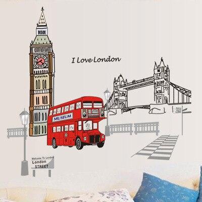 Sticker Londres