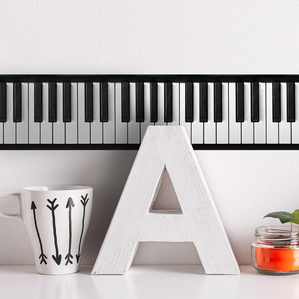 Sticker Frise piano