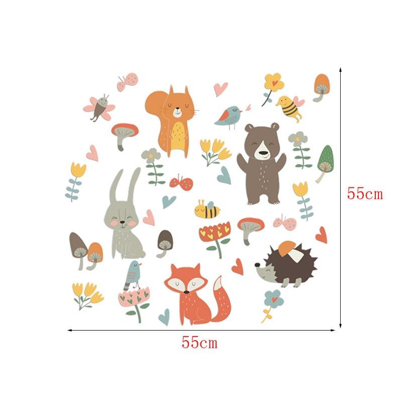Sticker Animaux joyeux
