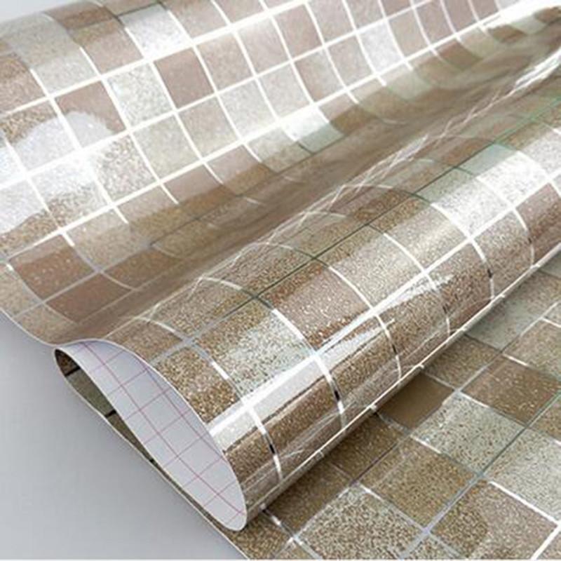 Rouleau de 2 m de sticker Papier peint Mosaiques