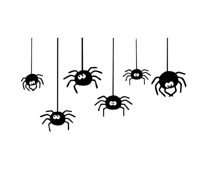 Sticker Araignées