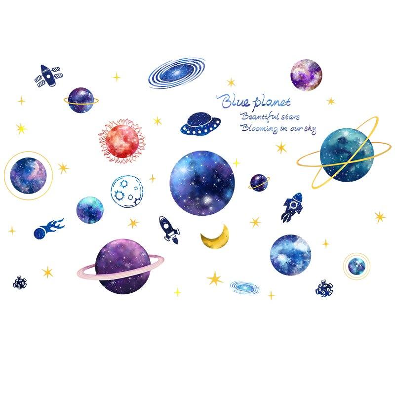 Sticker Planètes
