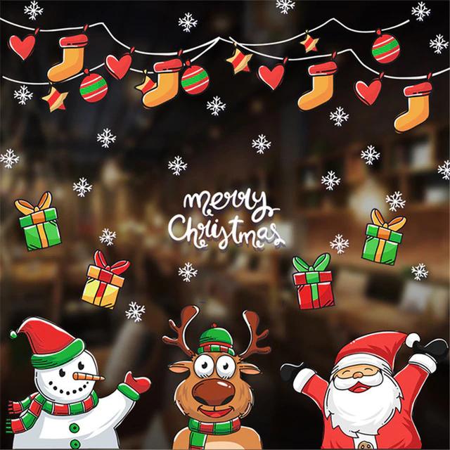 Stickers Dessins de Noël
