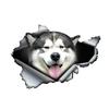 1445 Sticker Husky